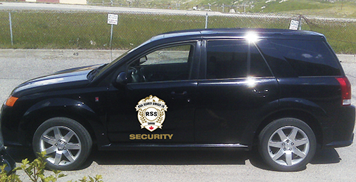 RSS Marked Mobile Patrol